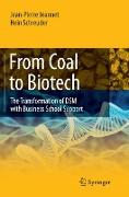Cover-Bild zu Jeannet, Jean-Pierre: From Coal to Biotech