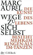 Cover-Bild zu Aurel, Marc: Wege zu sich selbst