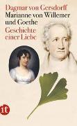 Cover-Bild zu Gersdorff, Dagmar von: Marianne von Willemer und Goethe