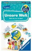 Cover-Bild zu Baars, Gunter: Ravensburger Wieso? Weshalb? Warum? Kinderspiel Unsere Welt, 20640, von 4 bis 7 Jahren