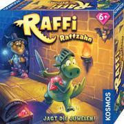 Cover-Bild zu Baars, Gunter: Raffi Raffzahn