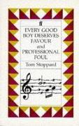 Cover-Bild zu Stoppard, Tom: Every Good Boy Deserves Favour & Professional Foul