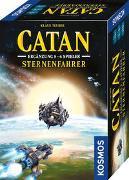 Cover-Bild zu Teuber, Klaus: CATAN - Sternenfahrer - Ergänzung 5 und 6 Spieler