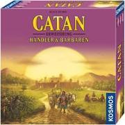 Cover-Bild zu Teuber, Klaus: Catan - Händler & Barbaren