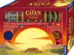 Cover-Bild zu Teuber, Klaus: CATAN - 3 D Edition