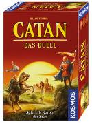 Cover-Bild zu Teuber, Klaus: Catan - Das Duell