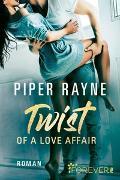 Cover-Bild zu Twist of a Love Affair von Rayne, Piper