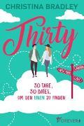 Cover-Bild zu Thirty von Bradley, Christina