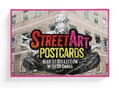 Cover-Bild zu Nist, Joab (Hrsg.): Streetart Postcards