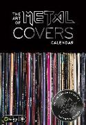 Cover-Bild zu Seltmann, Oliver (Hrsg.): The Art of Metal Covers