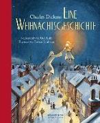Cover-Bild zu Charles Dickens. Eine Weihnachtsgeschichte von Luhn, Usch