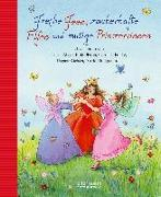 Cover-Bild zu Freche Feen, zauberhafte Elfen und mutige Prinzessinnen von Reitze, Frauke (Hrsg.)