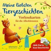 Cover-Bild zu Meine liebsten Tiergeschichten von Wich, Henriette