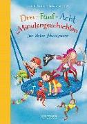 Cover-Bild zu 3-5-8 Minutengeschichten für kleine Abenteurer von Grimm, Sandra