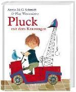 Cover-Bild zu Pluck mit dem Kranwagen von Schmidt, Annie M. G.