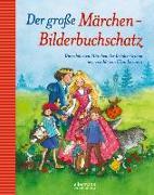 Cover-Bild zu Der große Märchen-Bilderbuchschatz von Livanios (Zabini), Eleni