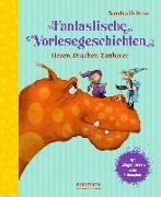 Cover-Bild zu Fantastische Vorlesegeschichten - Hexen, Drachen, Zauberer von Grimm, Sandra