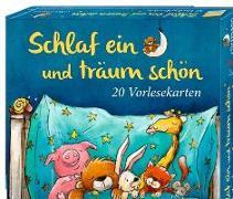 Cover-Bild zu Schlaf ein und träum schön von Wich, Henriette