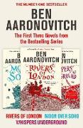 Cover-Bild zu Introducing Rivers of London (eBook) von Aaronovitch, Ben