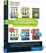 Cover-Bild zu Social Media für Unternehmen von Röbbeln, Stephan