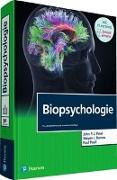 Cover-Bild zu Pinel, John P. J.: Biopsychologie