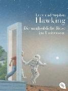 Cover-Bild zu Hawking, Lucy: Die unglaubliche Reise ins Universum