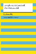 Cover-Bild zu Das Marmorbild. Textausgabe mit Kommentar und Materialien von von Eichendorff, Joseph
