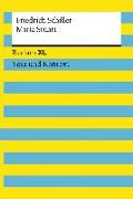 Cover-Bild zu Maria Stuart. Textausgabe mit Kommentar und Materialien von Schiller, Friedrich