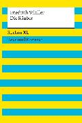 Cover-Bild zu Die Räuber (eBook) von Schiller, Friedrich