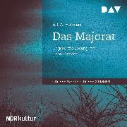 Cover-Bild zu Das Majorat (Audio Download) von Hoffmann, E.T.A.