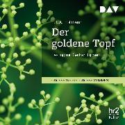 Cover-Bild zu Der goldene Topf (Audio Download) von Hoffmann, E.T.A.