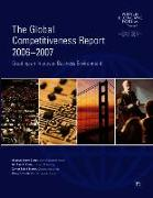 Cover-Bild zu López-Claros, A. (Hrsg.): The Global Competitiveness Report 2006-2007