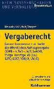 Cover-Bild zu Schneider, Frank: Vergaberecht (eBook)