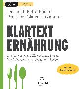 Cover-Bild zu Klartext Ernährung von Bracht, Petra