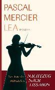 Cover-Bild zu Mercier, Pascal: Lea (eBook)