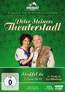 Cover-Bild zu Peter Steiner (Schausp.): Peter Steiners Theaterstadl - Staffel 6