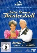 Cover-Bild zu Peter Steiner (Schausp.): Peter Steiners Theaterstadl - Staffel 1