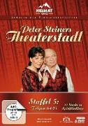 Cover-Bild zu Peter Steiner (Schausp.): Peter Steiners Theaterstadl - Staffel 5