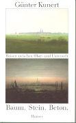 Cover-Bild zu Kunert, Günter: Baum. Stein. Beton