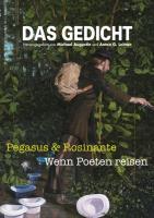 Cover-Bild zu Dückers, Tanja: DAS GEDICHT 21. Zeitschrift für Lyrik, Essay und Kritik