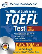 Cover-Bild zu Official Guide to the TOEFL-Test with DVD-ROM