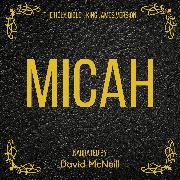 Cover-Bild zu eBook The Holy Bible - Micah
