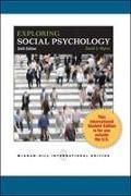 Cover-Bild zu Myers, David G.: Exploring Social Psychology