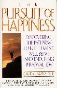 Cover-Bild zu Myers, David G.: Pursuit of Happiness