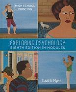 Cover-Bild zu Myers, David G.: Exploring Psychology in Modules