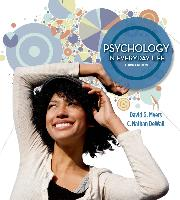Cover-Bild zu Myers, David G, PhD (Hope College): Psychology in Everyday Life