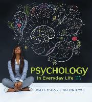 Cover-Bild zu Myers, David G.: Psychology in Everyday Life