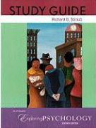 Cover-Bild zu Myers, David G.: Exploring Psychology Study Guide