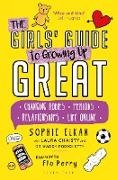 Cover-Bild zu Girls' Guide to Growing Up Great (eBook) von Flo Perry, Perry (Illustr.)