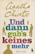 Cover-Bild zu Christie, Agatha: Und dann gab's keines mehr